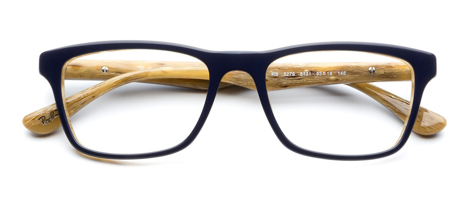 516fbb8cba product image of Ray-Ban RX5279-53 Blue Beige