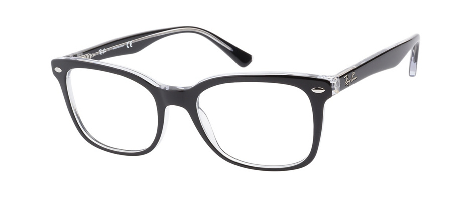 product image of Ray-Ban RX5285-53 Black Crystal