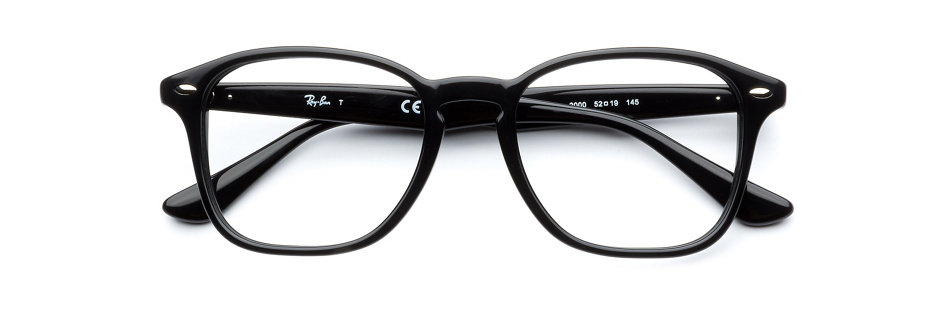 product image of Ray-Ban RX5352-52 Black