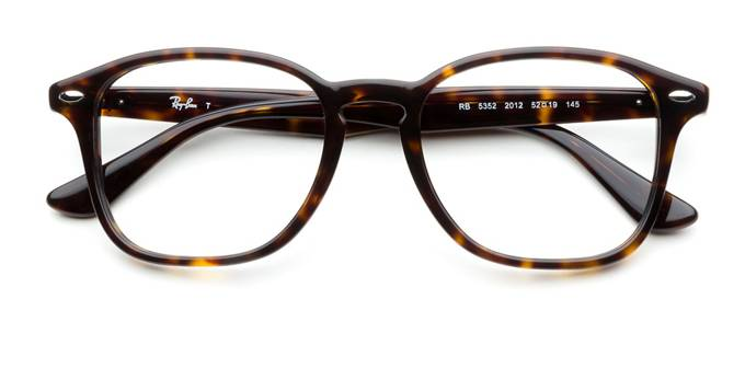 product image of Ray-Ban RX5352-52 Dark Havana Tortoise