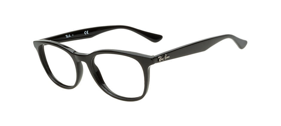 product image of Ray-Ban RX5356-52 Black