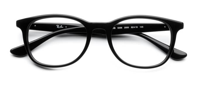 ba2ed46c76 product image of Ray-Ban RX5356-52 Black