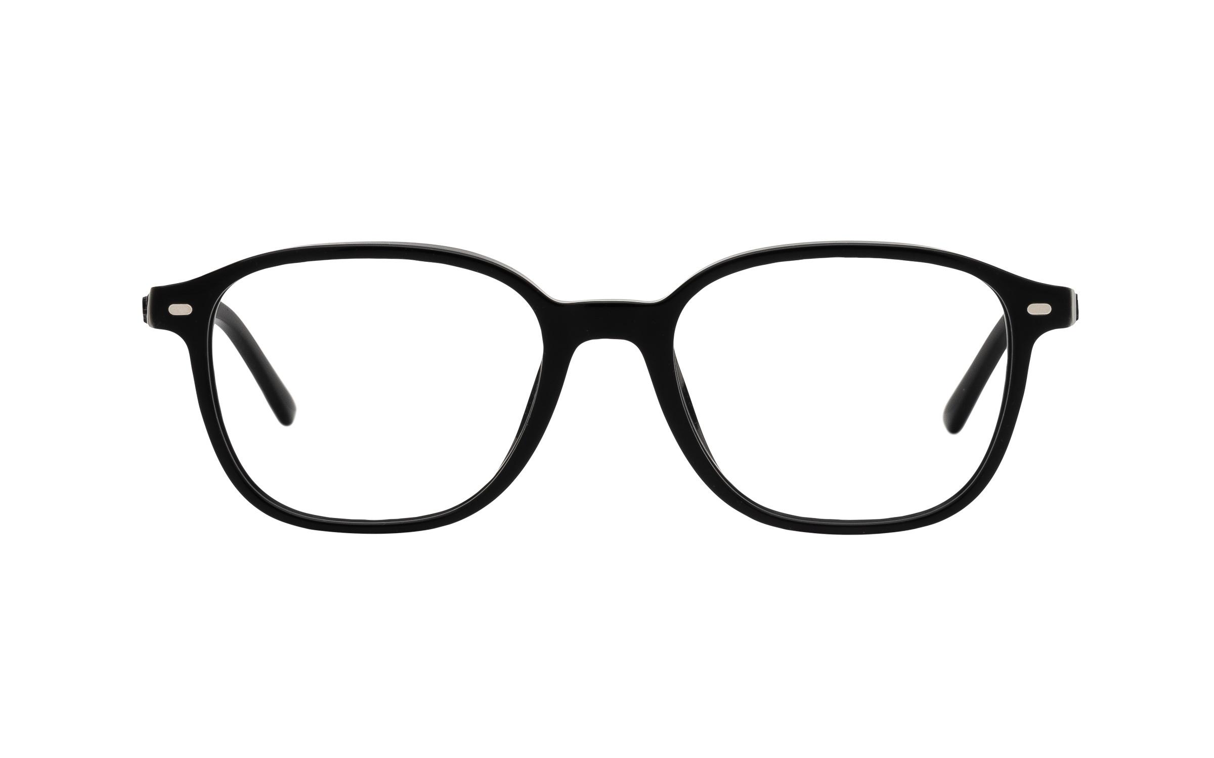 http://www.coastal.com/ - Ray-Ban Leonard RX5393 2000 (49) Eyeglasses and Frame in Black | Metal – Online Coastal