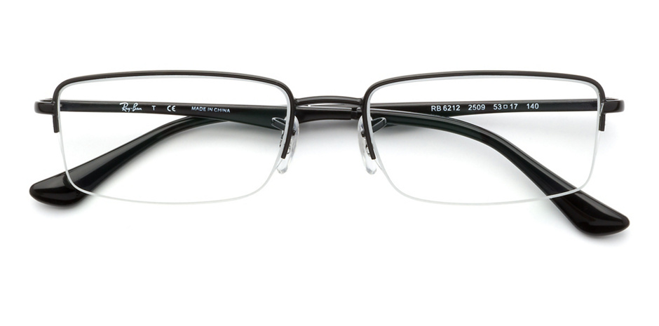 product image of Ray-Ban RX6212 Shiny Black