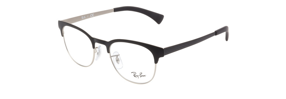 product image of Ray-Ban RX6317 Matte Black