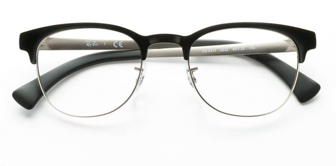 product image of Ray-Ban RX6317 Black