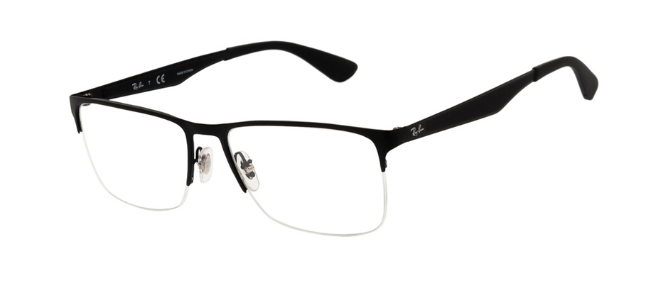 product image of Ray-Ban RX6335-56 Matte Black
