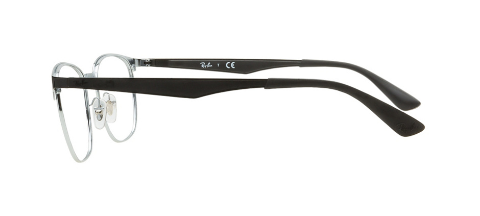 product image of Ray-Ban RX6356-52 Black Silver