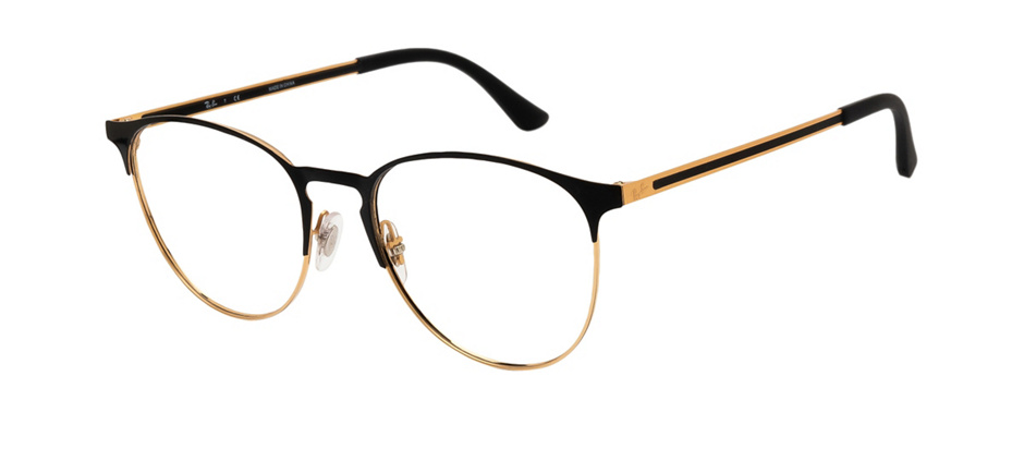product image of Ray-Ban RX6375-53 Black