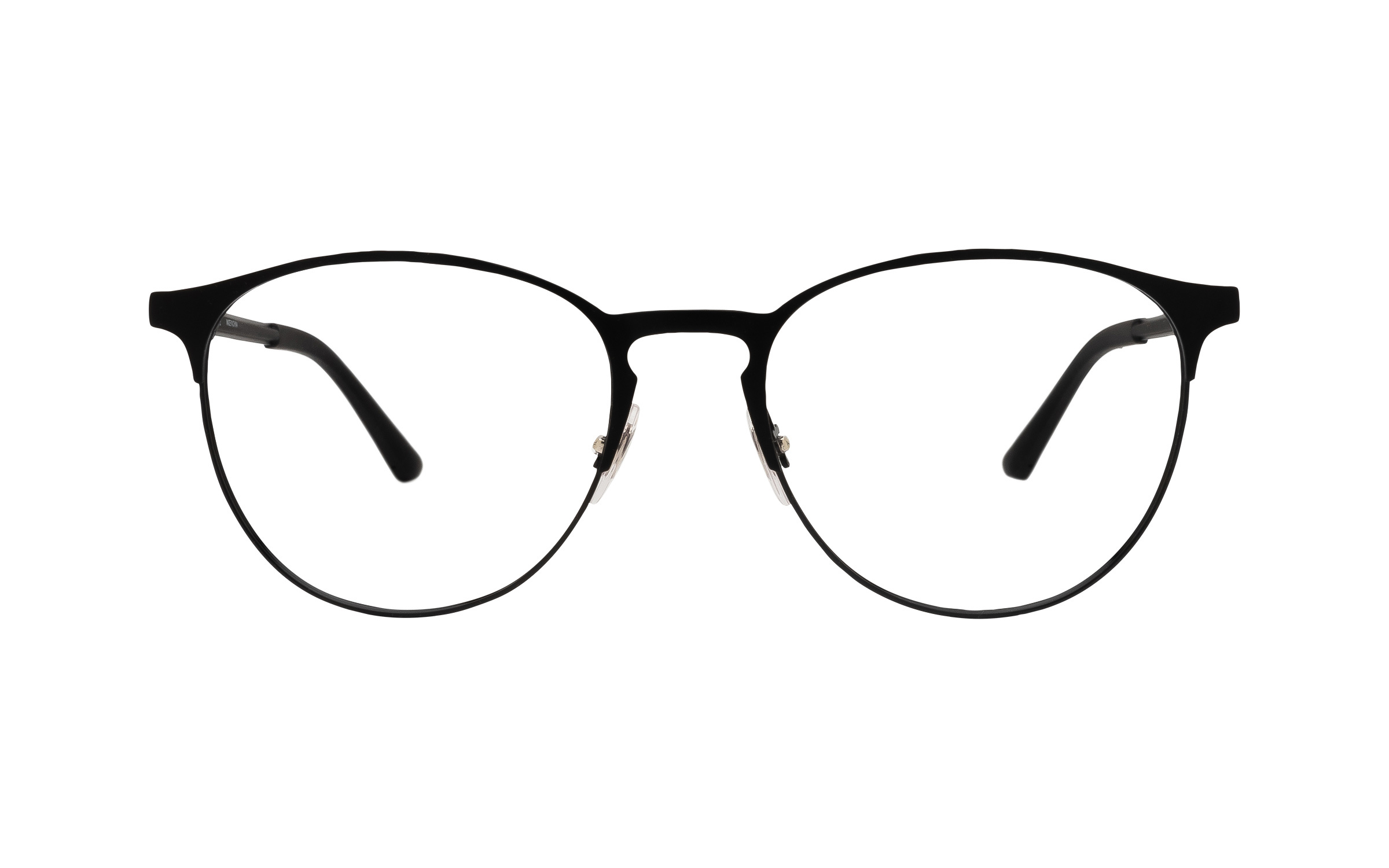 Ray-Ban RX6375 2944 (53) Eyeglasses and Frame in Matte Black | Acetate/Metal