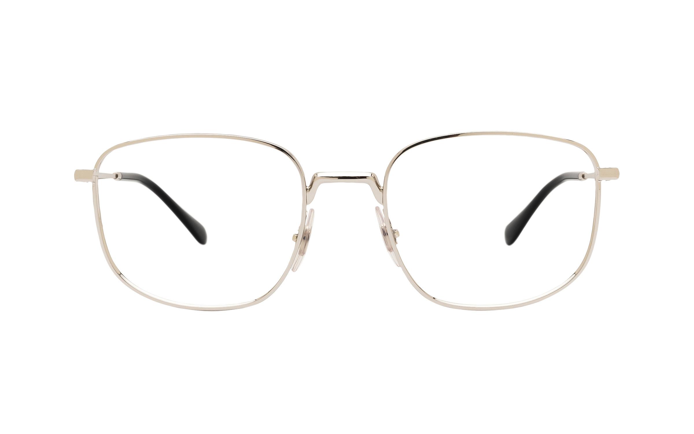 http://www.coastal.com/ - Ray-Ban RX6457 2501 (51) Eyeglasses and Frame in Silver | Metal – Online Coastal