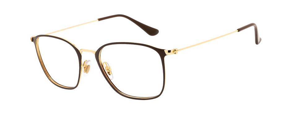product image of Ray-Ban RX6466-51 Brown on Arista
