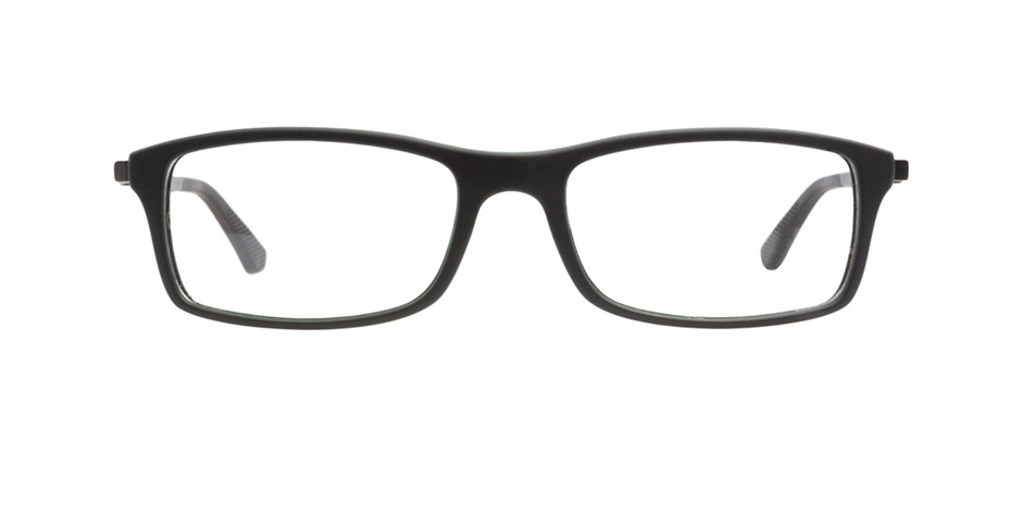 product image of Ray-Ban RX7017 Black Green