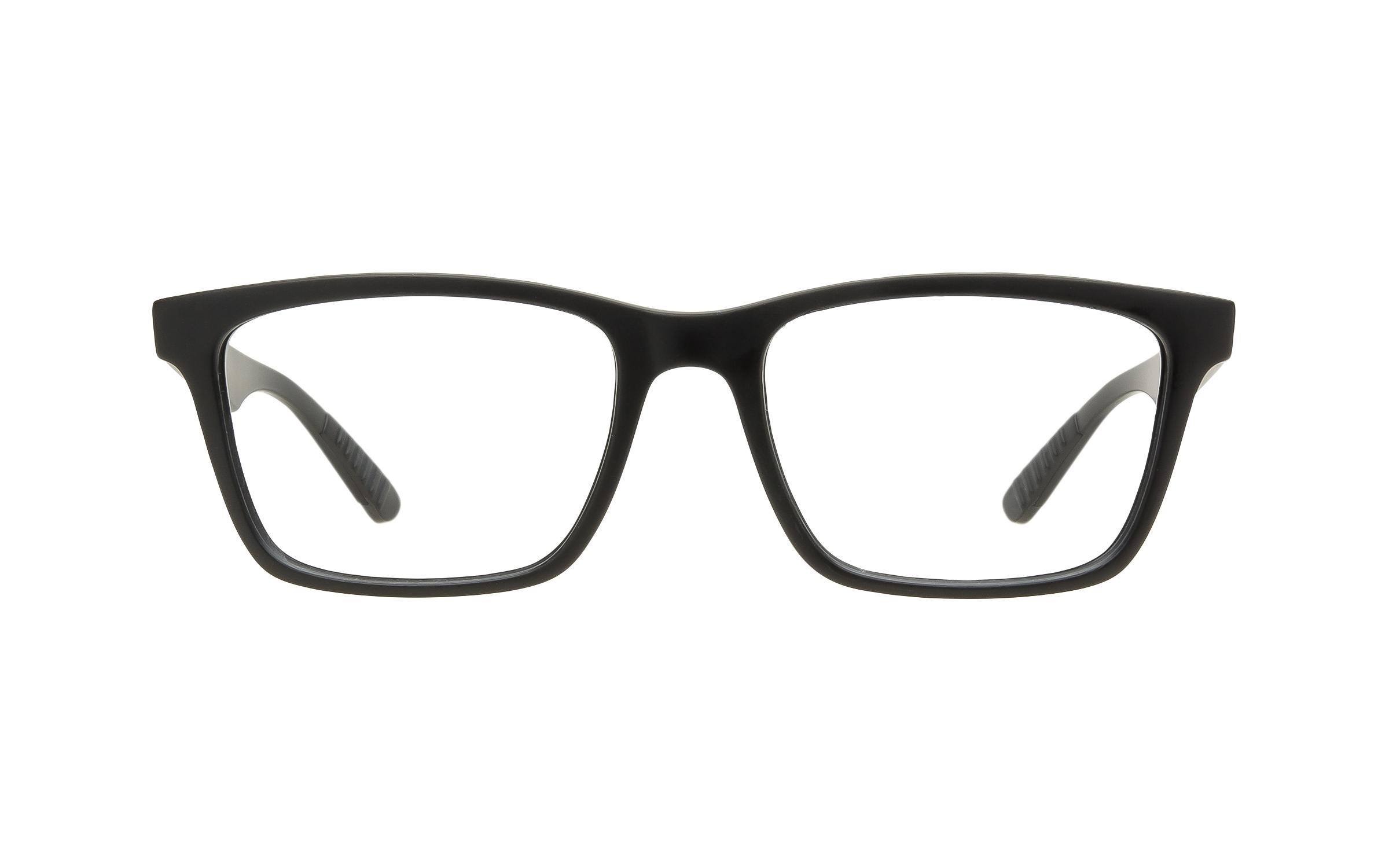 Luxottica Ray-Ban RX7025 2077 Eyeglasses and Frame in Matte Black - Online Coastal