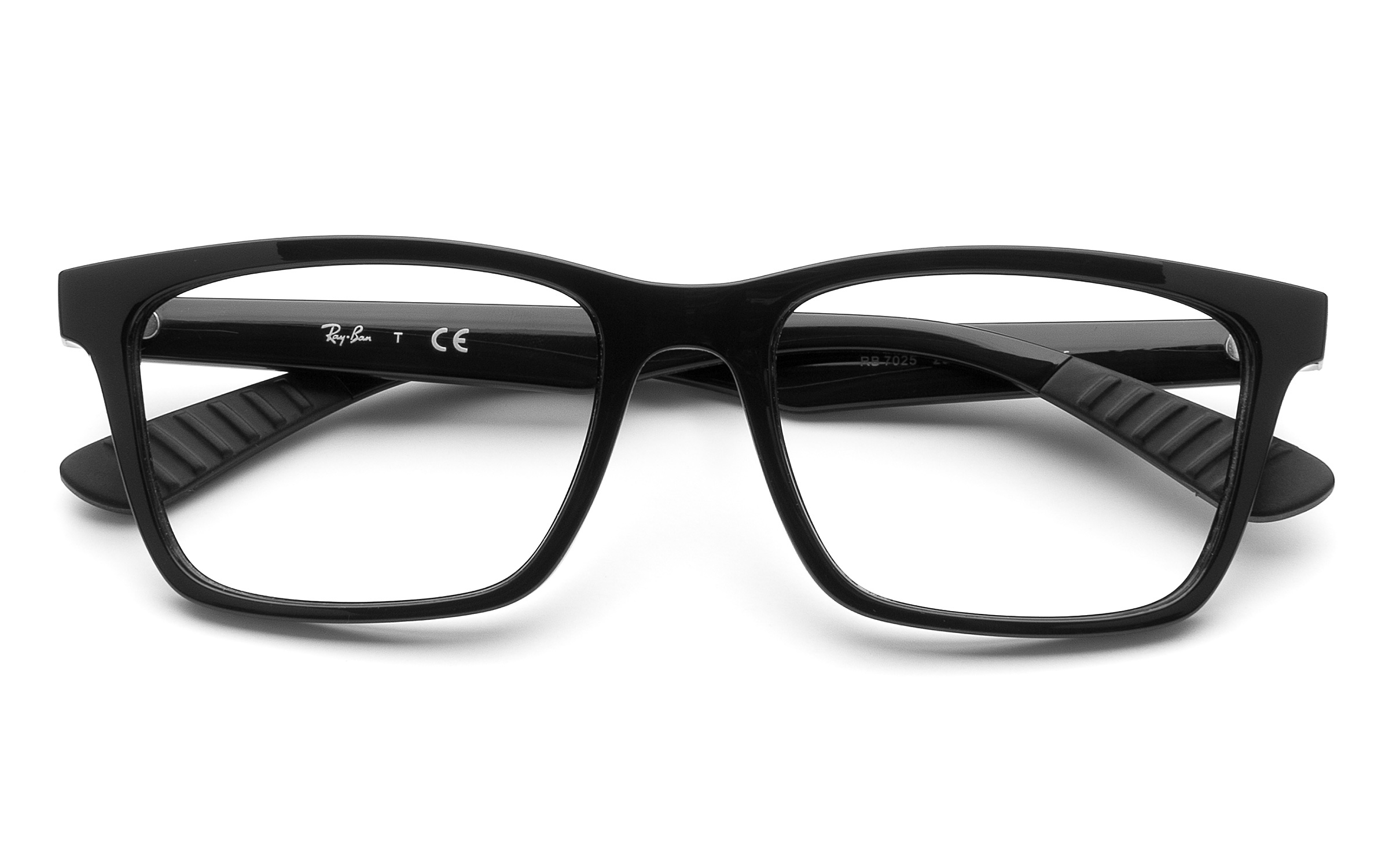 ray ban sunglasses online 7o5l  product image of Ray-Ban RX7025 Black