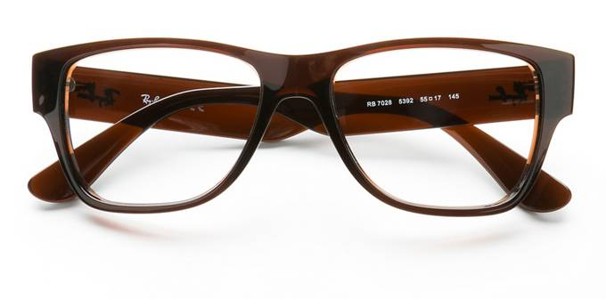 product image of Ray-Ban RX7028 Dark Brown