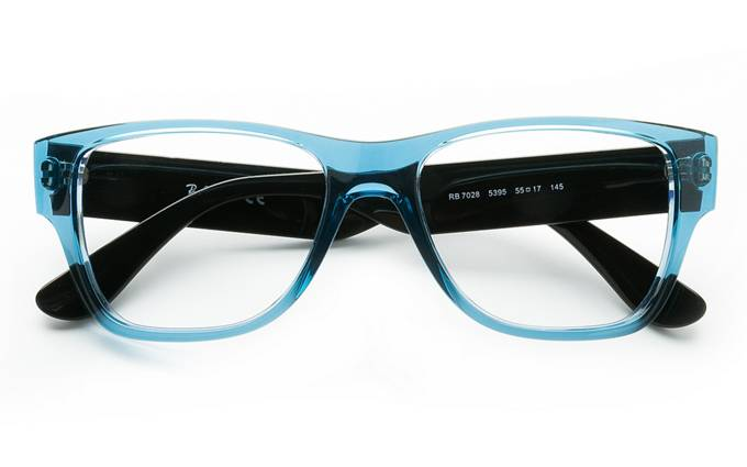 ray ban  product image of ray ban rx7028 turquoise