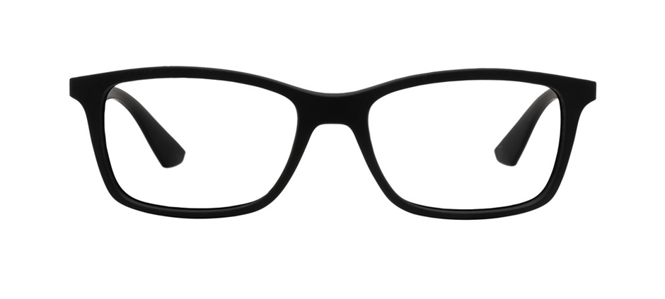 product image of Ray-Ban RX7047-54 Noir mat