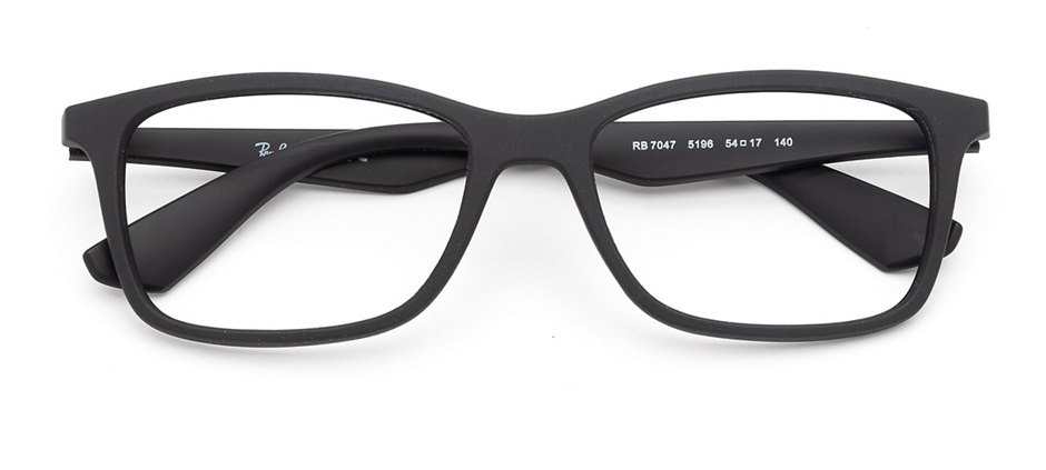 product image of Ray-Ban RX7047-54 Matte Black