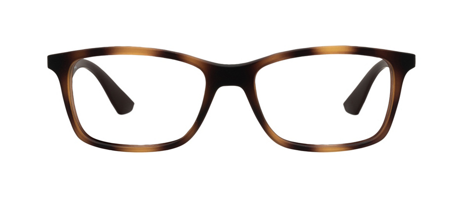 product image of Ray-Ban RX7047-54 Matte Havana