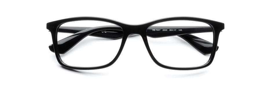 product image of Ray-Ban RX7047-56 Black