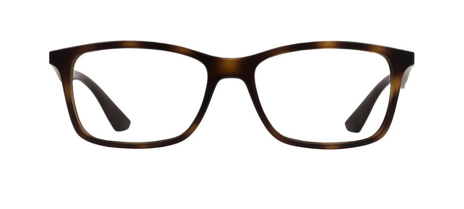 product image of Ray-Ban RX7047-56 Matte Havana