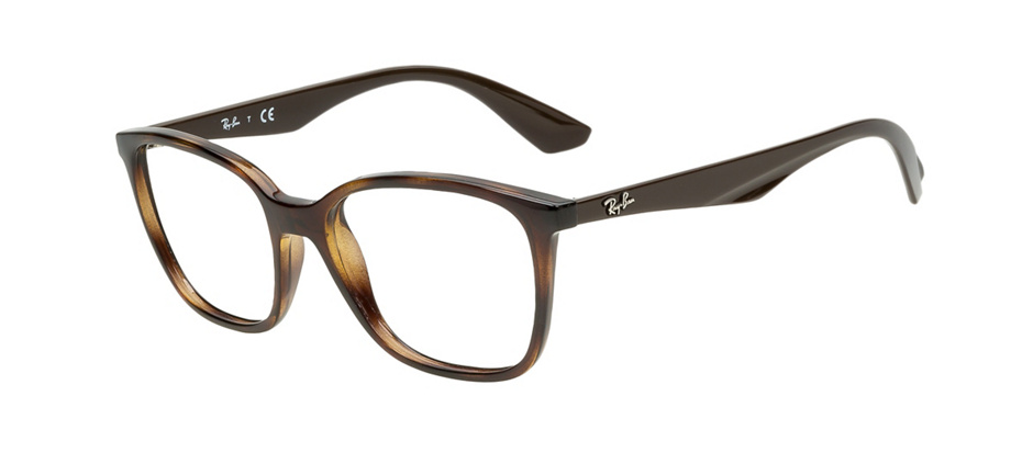 product image of Ray-Ban RX7066-52 Havana Brown