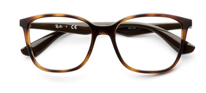 product image of Ray-Ban RX7066-52 Havana Brown c7dac2f6bb