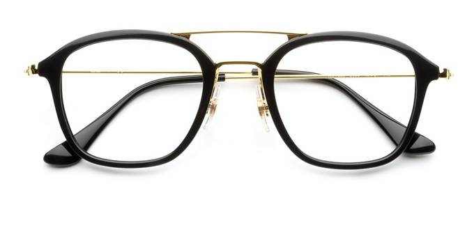 product image of Ray-Ban RX7098-48 Black Gold