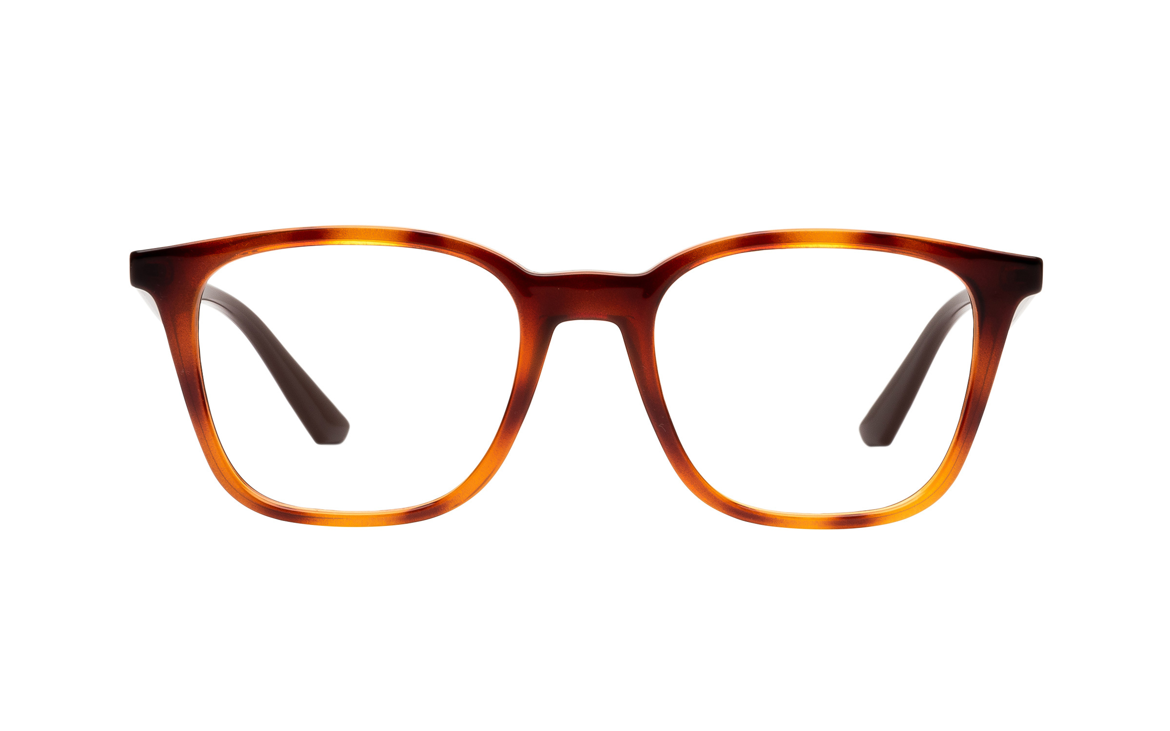 Luxottica Ray-Ban RX7177 5992 (49) Eyeglasses and Frame in Tortoise - Online Coastal