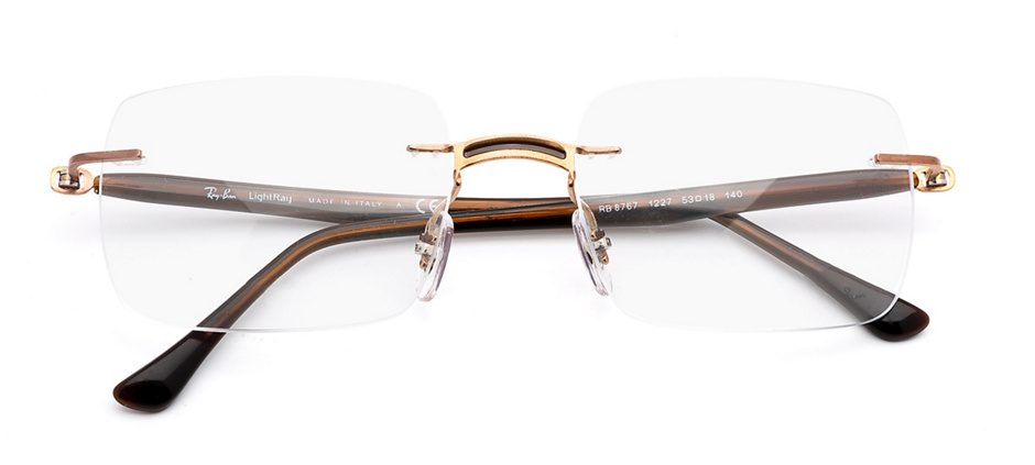 product image of Ray-Ban RX8767-53 Brown