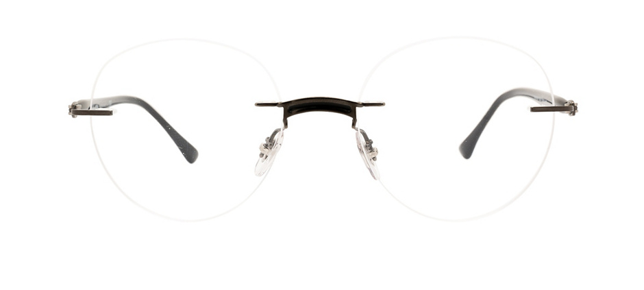 product image of Ray-Ban RX8768-50 Black on Gunmetal