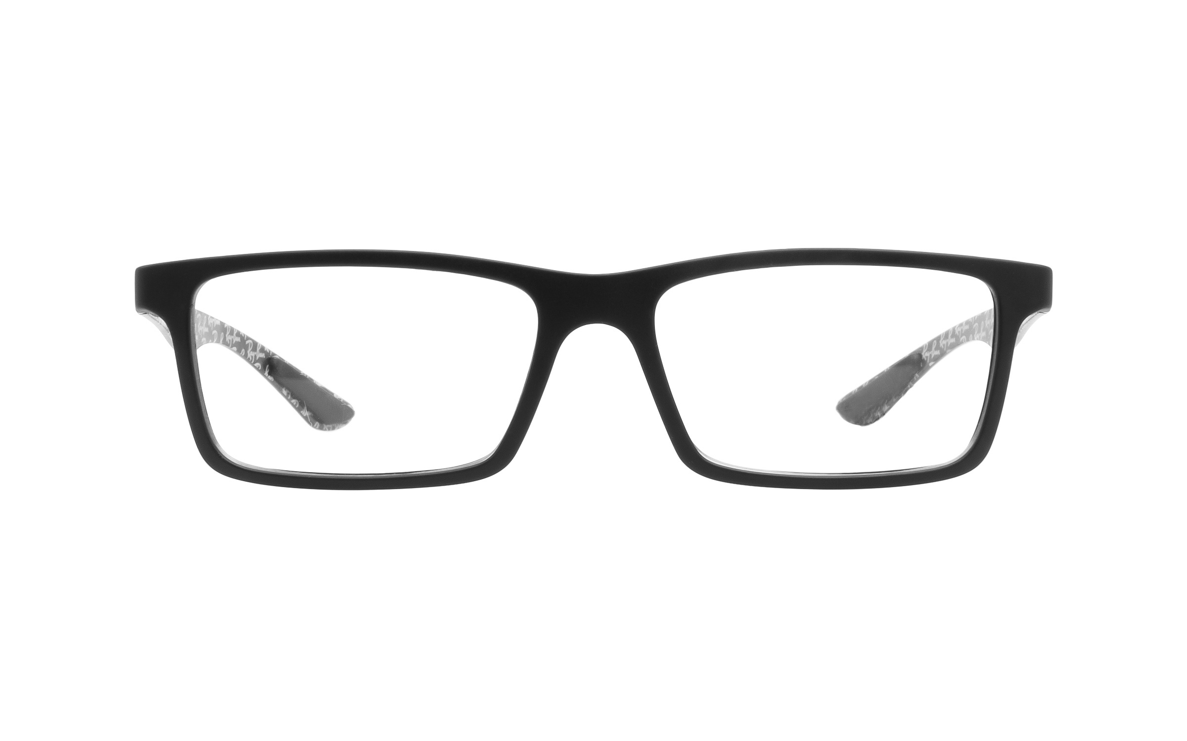 Luxottica Ray-Ban RB8901 5263 Eyeglasses and Frame in Black - Online Coastal