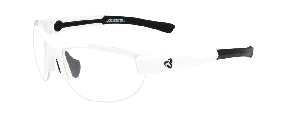 product image of Ryders Crankum White Black Anti-fog
