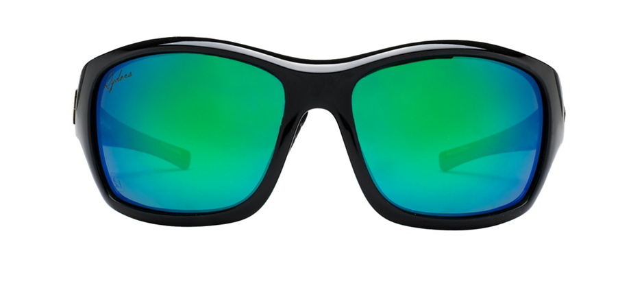 product image of Ryders Khyber Black Gold Polarized Green Flash