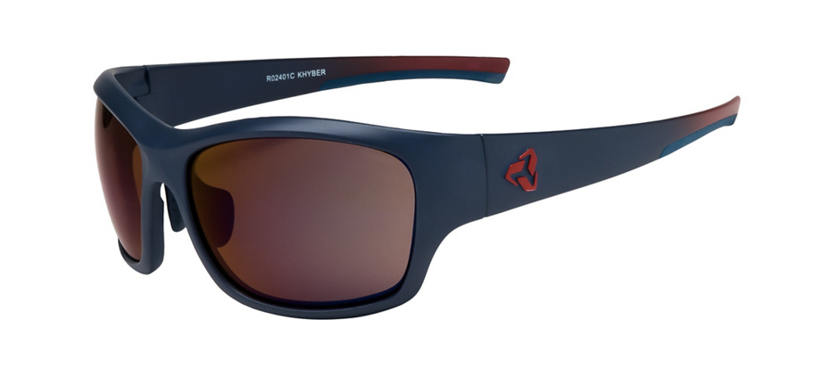 product image of Ryders Khyber Blue Red Brown Flash