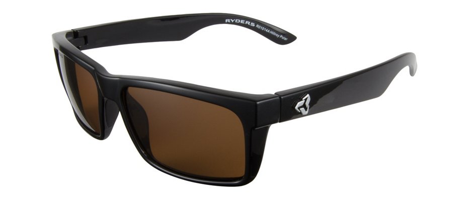 product image of Ryders Hillroy Black Polarized