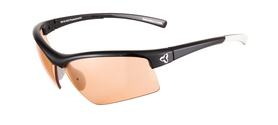 product image of Ryders Trio Black Anti-Fog Photochromic