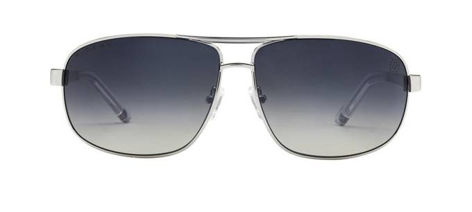 product image of Ryders X1 Chrome Polarized Grey Silver Flash