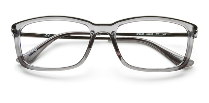 product image of Salvatore Ferragamo SF2663 Crystal Grey