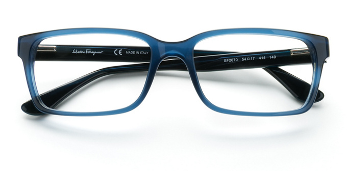 product image of Salvatore Ferragamo SF2670 Blue Navy