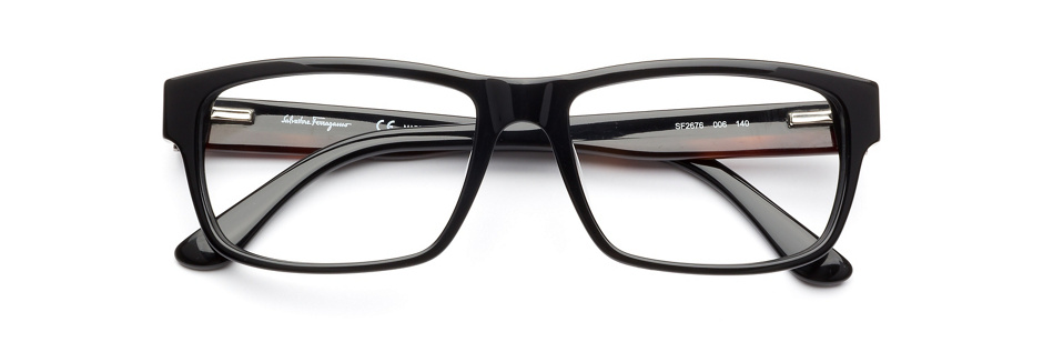 product image of Salvatore Ferragamo SF2676-55 Black Havana