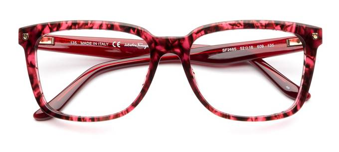 product image of Salvatore Ferragamo SF2685-52 Red Tortoise