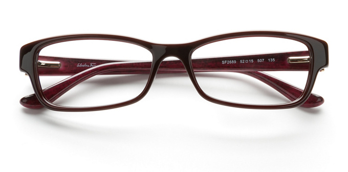 product image of Salvatore Ferragamo SF2689 Cyclamine Wood
