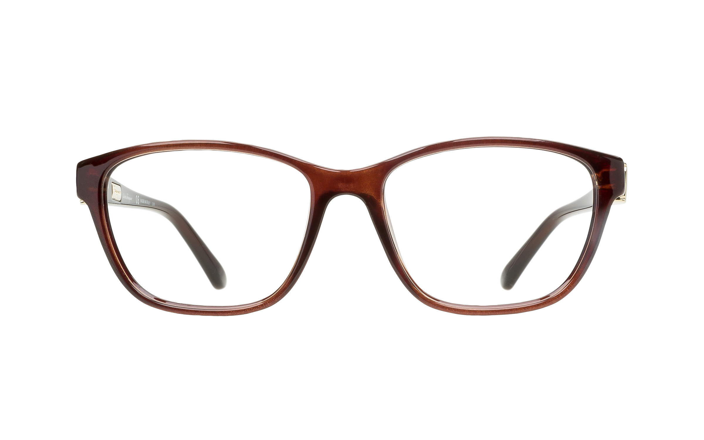 Image of Salvatore Ferragamo SF2712 210 Brown
