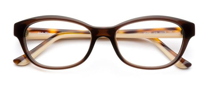 product image of Salvatore Ferragamo SF2722-53 Brown