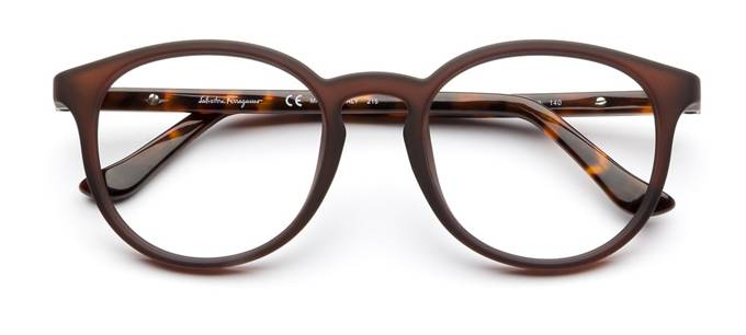 product image of Salvatore Ferragamo SF2724-50 Matte Brown