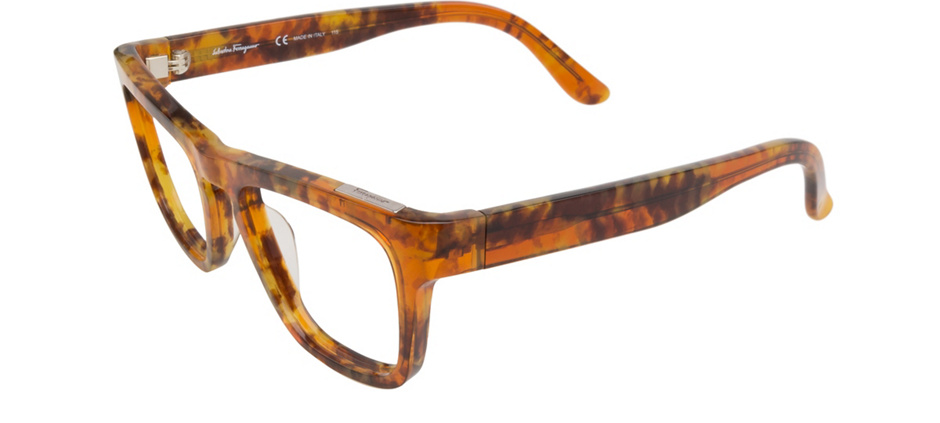 product image of Salvatore Ferragamo SF2726 Brown Marble