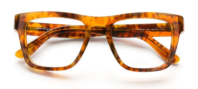 product image of Salvatore Ferragamo SF2726 Brown Marble