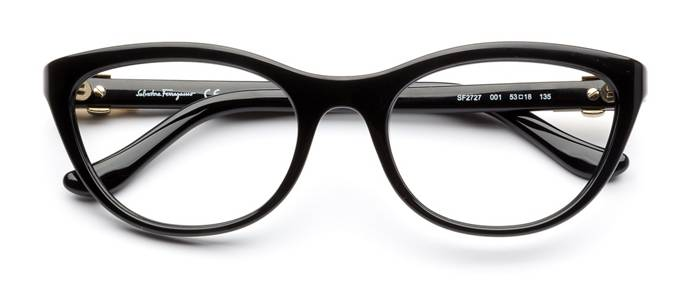 product image of Salvatore Ferragamo SF2727-53 Black